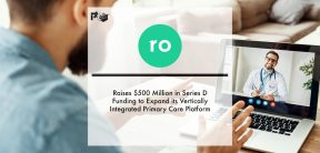 Ro Raises $500 Million in Series D Funding to Expand its Vertically Integrated Primary Care Platform | Pharmtech Focus