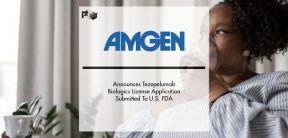 Amgen Announces Tezepelumab Biologics License Application Submitted To U.S. FDA   Pharmtech Focus