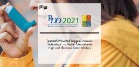 Research Presented at RDD 2021 Suggests That Acoustic Technology Is a Viable Alternative to High-cost Electronic Smart Inhalers   Pharmtech Focus