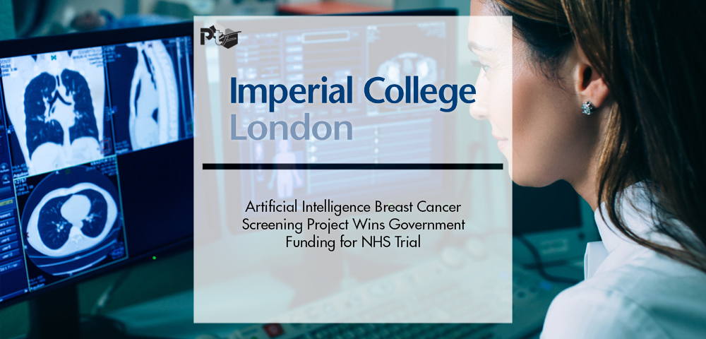 Artificial Intelligence Breast Cancer Screening Project Wins Government Funding for NHS Trial | Pharmtech Focus