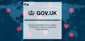 Government and Life Science Industry Join Forces on 100 Days Mission for Future Pandemics   Pharmtech Focus