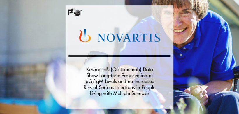 Kesimpta® (Ofatumumab) Data Show Long-term Preservation of IgG/IgM Levels and no Increased Risk of Serious Infections in People Living with Multiple Sclerosis | Pharmtech Focus
