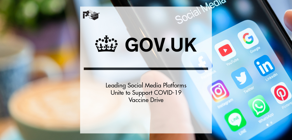 Leading Social Media Platforms Unite to Support COVID-19 Vaccine Drive | Pharmtech Focus