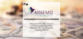 Mnemo Therapeutics Announces €75 million Series A to Accelerate Next Generation Integrated CAR-T and Epigenetic Targeting Platform | Pharmtech Focus