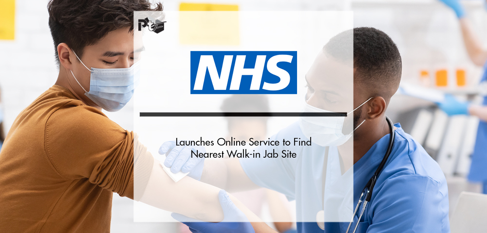 NHS Launches Online Service to Find Nearest Walk-in Jab Site | Pharmtech Focus