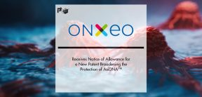 Onxeo Receives Notice of Allowance for a New Patent Broadening the Protection of AsiDNA™ in combination with a PARP Inhibitor in the United States | Pharmtech Focus
