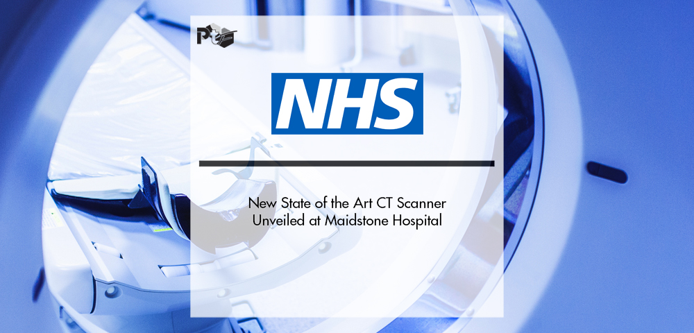 New State of the Art CT Scanner Unveiled at Maidstone Hospital | Pharmtech Focus