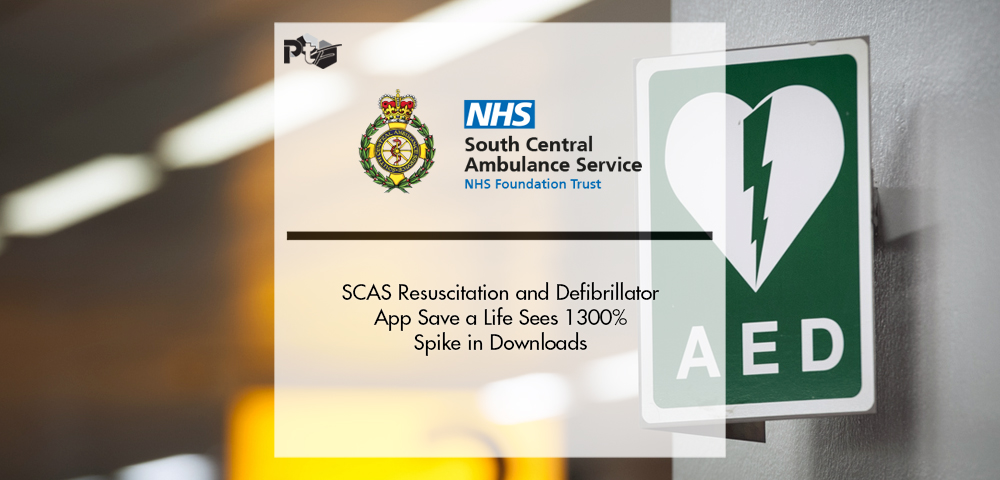 SCAS CPR Resuscitation and Defibrillator App Save a Life Sees Spike in Downloads | Pharmtech Focus