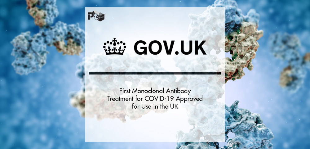 First Monoclonal Antibody Treatment for COVID-19 Approved for Use in the UK | Pharmtech Focus