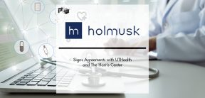 Holmusk Signs Agreements with UTHealth and The Harris Center   Pharmtech Focus