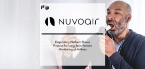 NuvoAir Respiratory Platform Shows Promise for Long-Term Remote Monitoring of Asthma   Pharmtech Focus
