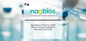 Naobios Manufactures FluGen Inc's M2SR Influenza Vaccine Candidate for Upcoming Clinical Trials | Pharmtech Focus