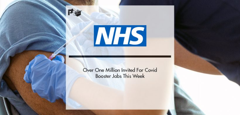 Over One Million Invited For Covid Booster Jabs This Week | Pharmtech Focus