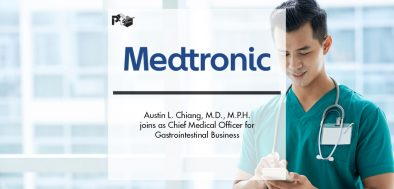 Austin L. Chiang, M.D., M.P.H. joins Medtronic as Chief Medical Officer for Gastrointestinal Business | Pharmtech Focus