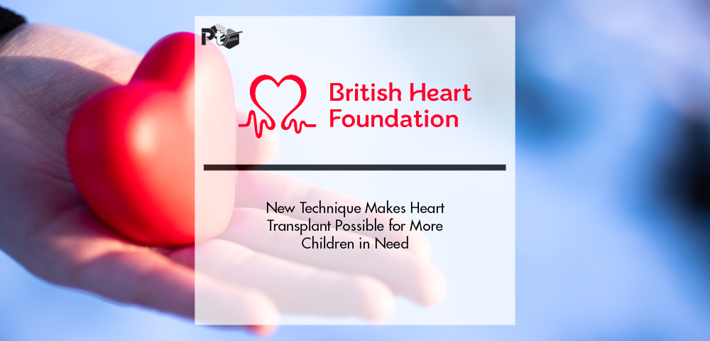 New Technique Makes Heart Transplant Possible for More Children in Need | Pharmtech Focus